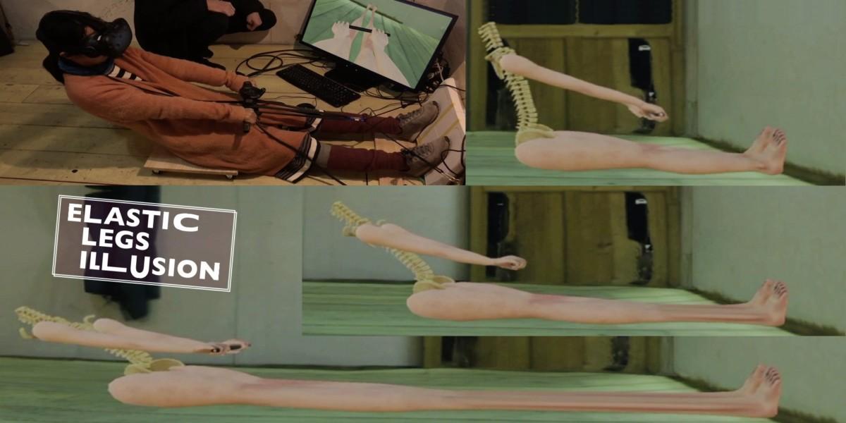 ELASTIC LEGS ILLUSION(2020)