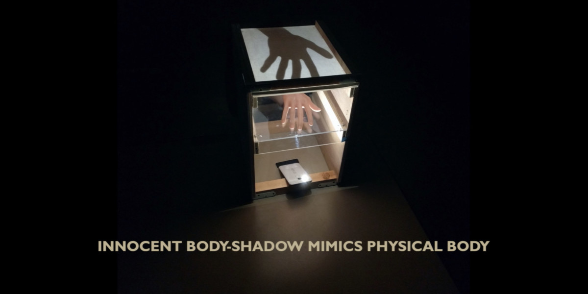 INNOCENT BODY-SHADOW MIMICS PHYSICAL BODY
