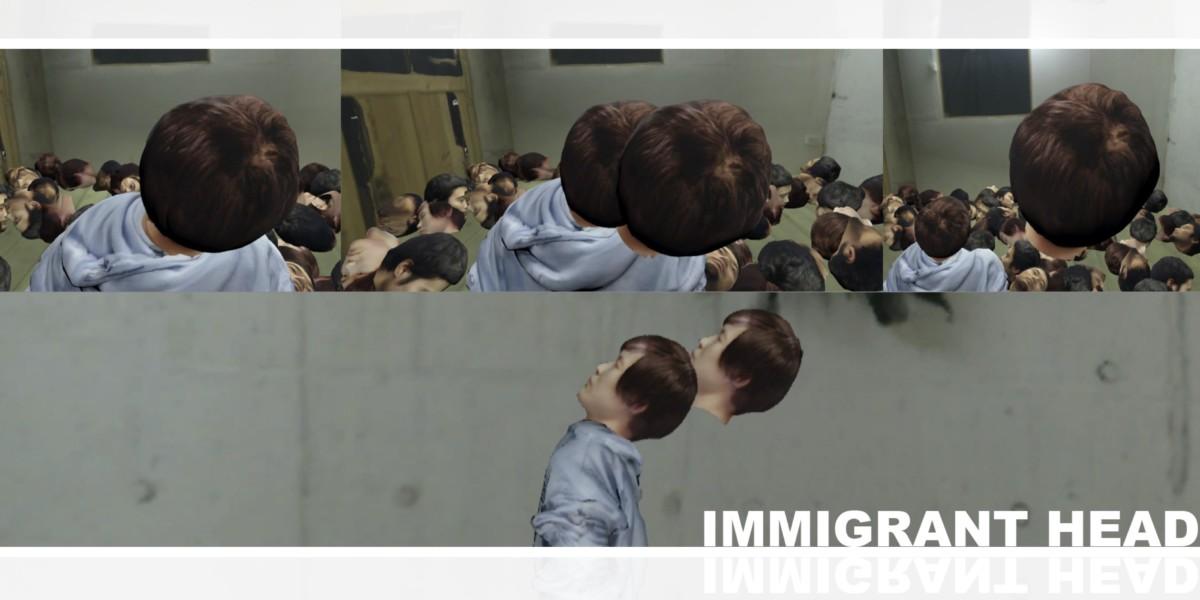 IMMIGRANT HEAD (2018)