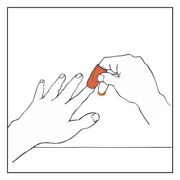 指サックの指錯覚(客観)