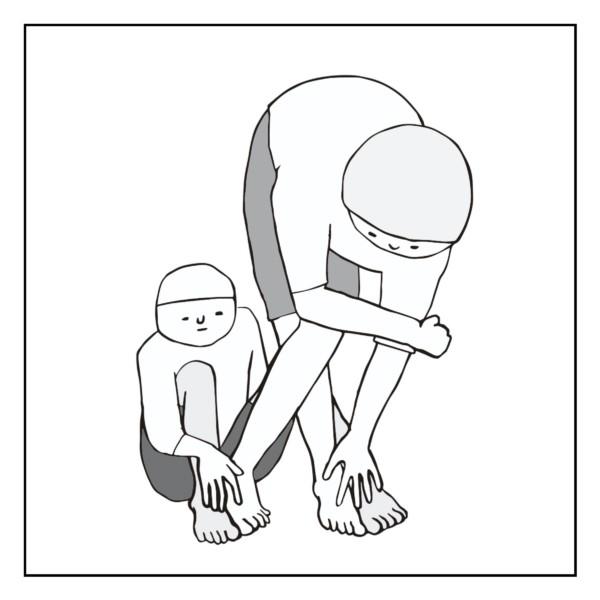 20 – 不感症な足錯覚