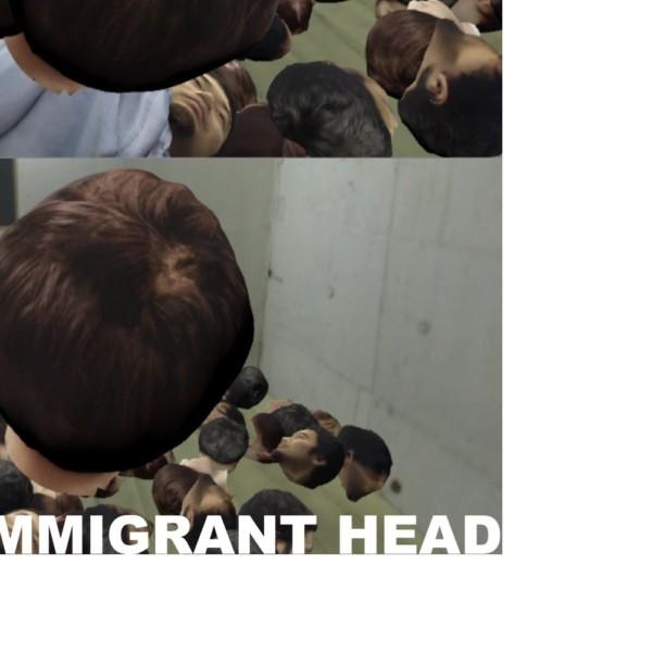 Immigrant Head 4/4